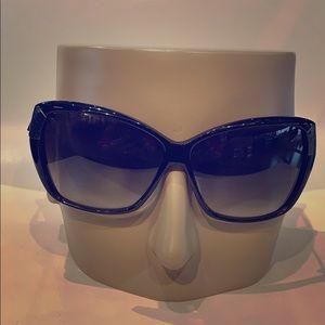 New black Oliver People sunglasses